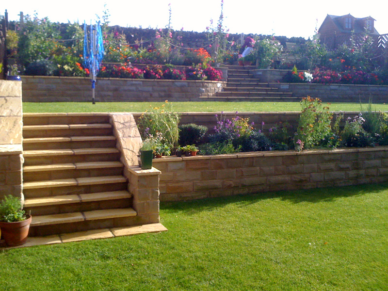 Environmental Services | Nimrod on Tiered Yard Ideas id=21496